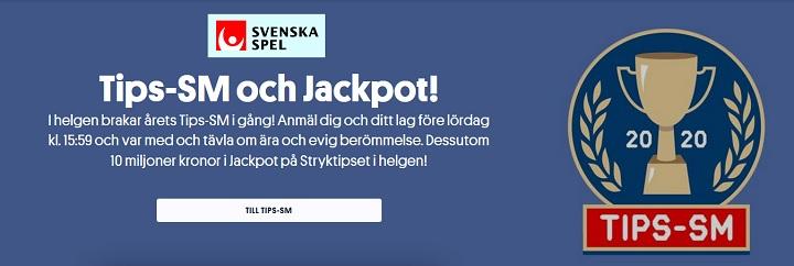 Tips-SM Svenska Spel